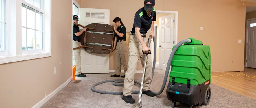 Clearfield, UT residential restoration cleaning